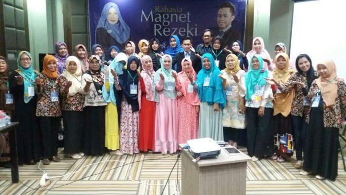 Training Magnet Rezeki Bengkulu