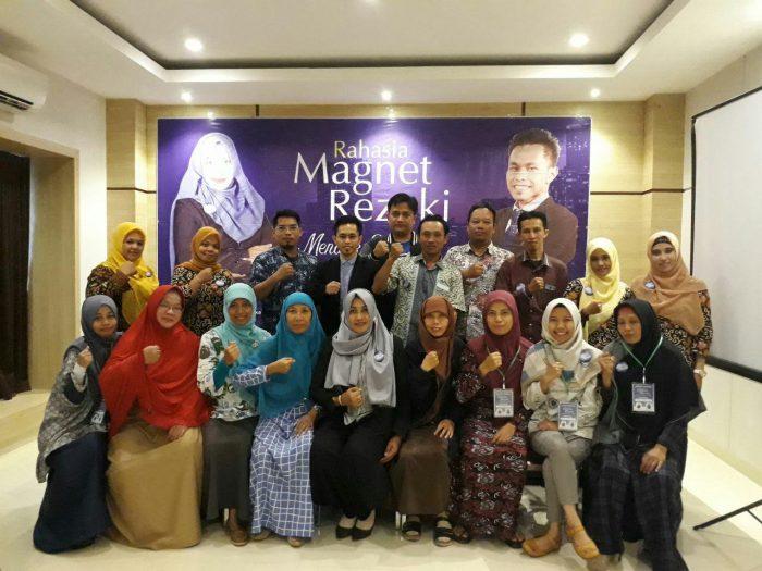 Training Magnet Rezeki LampungLampung