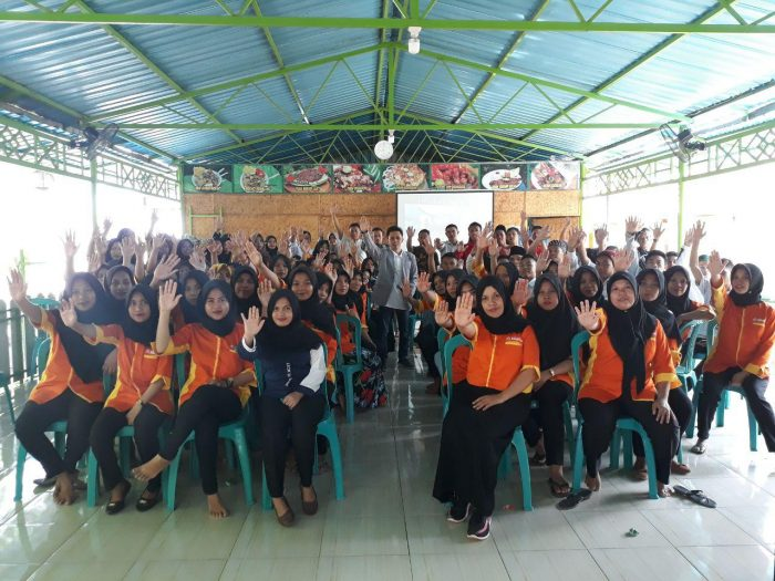 Training Magnet Rezeki Lombok