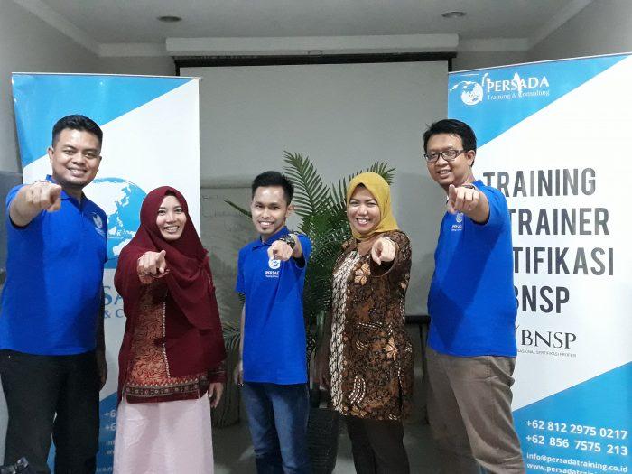 Training Sertifikasi BNSP Jakarta