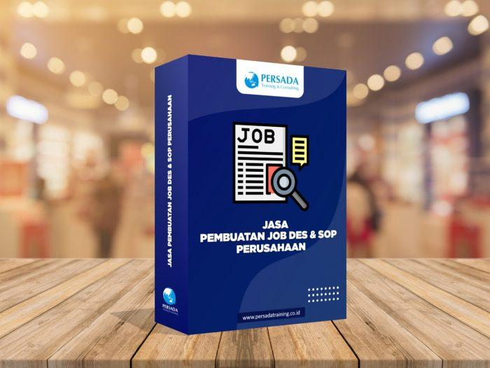 Jasa Pembuatan Jobdes SOP Perusahaan
